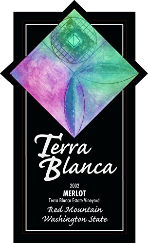 2002 Terra Blanca Estate Red Mountain Merlot 750 Ml