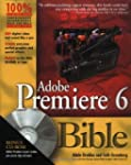Adobe Premiere 6 Bible, with CD by Ad...