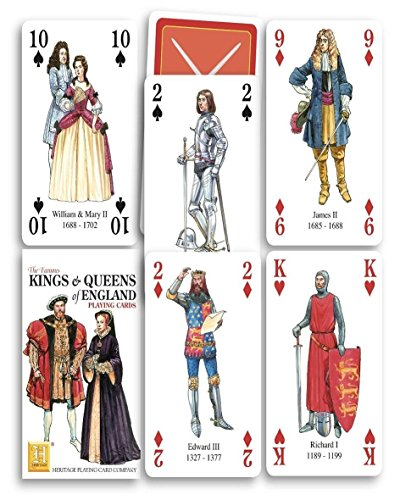 heritage-playing-cards-kings-and-queens-of-england-playing-cards