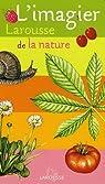 L'imagier Larousse de la nature par Levallois