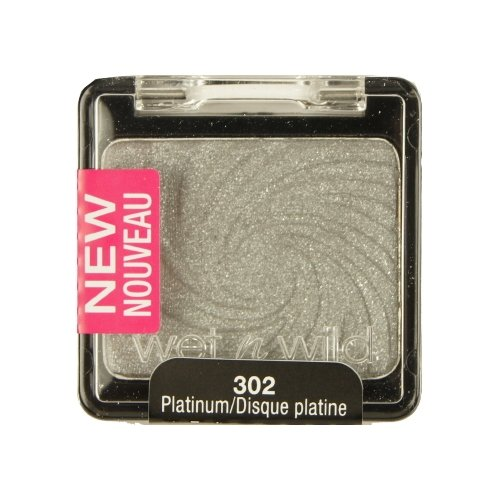 ウェットアンドワイルド Color Icon Shimmer Single Eyeshadow Platinum