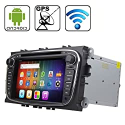 See Rungrace 7.0 inch Android 4.2 Multi-Touch Capacitive Screen In-Dash Car DVD Player for Mondeo with WiFi / GPS / RDS / IPOD / Bluetooth Details