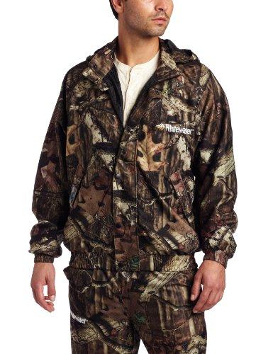 Whitewater Men's Drencher Rain Jacket (Mossy Oak Infinity, X-Lrge)
