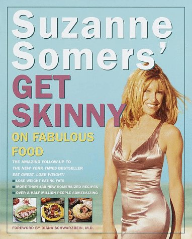 Image for Suzanne Somers' Get Skinny on Fabulous Food