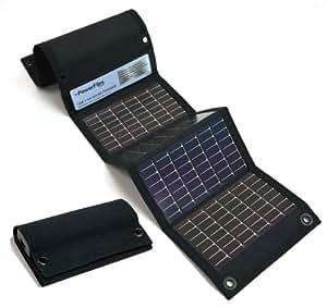 PowerFilm USB+AA Solar Charger