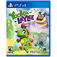 Yooka-Laylee for PlayStation 4 by Sony