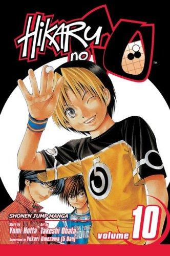 HIKARU NO GO GN VOL 10 (Hikaru No Go (Graphic Novels))
