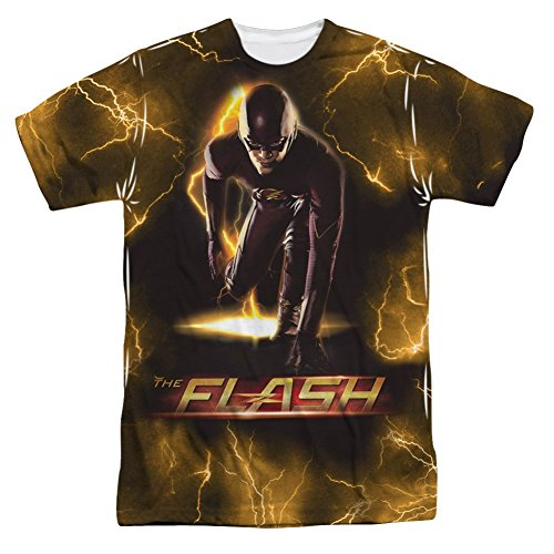 Sublimation: Bolt The Flash T-Shirt