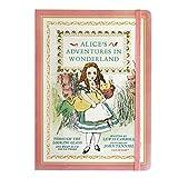 [7321 Design] Alice in Wonderland Vol. 19 Diary Planner (Coral pink)