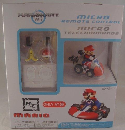 Mario Kart Wii Exclusive Micro Remote Control Mario
