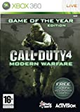 Call of Duty 4: Modern Warfare - Game of the Year Edition (Xbox 360)