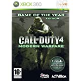 Call of Duty 4: Modern Warfare - Game of the Year Edition (Xbox 360)by Activision
