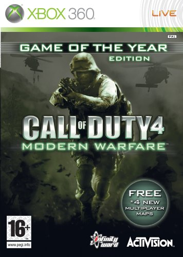 Call of Duty 4: Game of the Year Edition (Xbox 360)