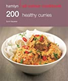 img - for 200 Healthy Curries (Hamlyn All Colour Cookbook) book / textbook / text book