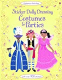 img - for Sticker Dolly Dressing Costumes & Parties book / textbook / text book