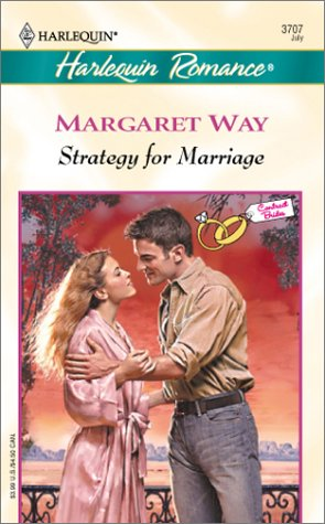 Strategy for Marriage, MARGARET WAY