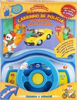 Meu Pequeno Carrinho de Polícia (Em Portuguese do Brasil