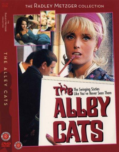 Аллея кошек / The Alley Cats (Редли Мецгер / Radley Metzger) [1966 г., Драма, DVDRip]