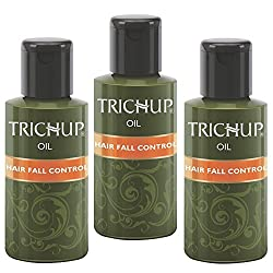 Trichup Hair Fall Control Herbal Hair Oil (200 Ml X 3) (Pack of 3)