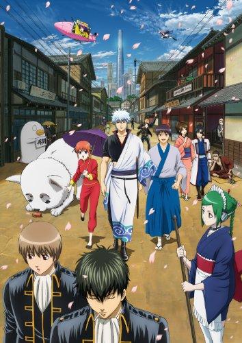 銀魂' 01 【完全生産限定版】 [DVD]
