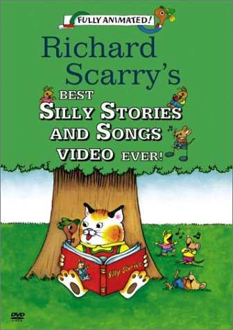 Richard scarry best silly stories songs video ever for Best house music songs ever