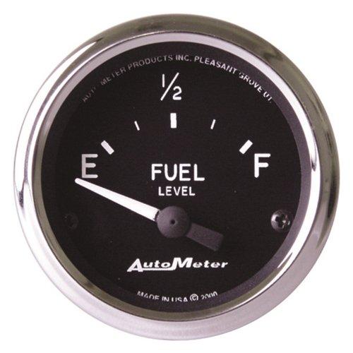 "Auto Meter 201010 Cobra 2"" 0-15Psi Fuel Pressure Gauge With Isolator"