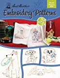 Aunt Martha's Playful Puppies Embroidery Transfer Pattern Book Kit