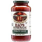 Rao's Specialty Food Tomato Basil Pasta Sauce, 24 oz