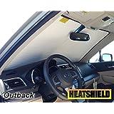 Sunshade for Subaru Outback Wagon Without Eyesight 2015 2016 2017 Windshield Sunshade #1519