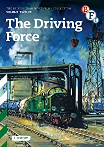 The British Transport Films Collection Vol 12: The Driving Force (2-Disc DVD)