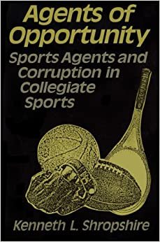 corruption in professional sports The mere semblance of dishonesty, manipulation or corruption in sports often   of money in professional sport49 it has been brought up that some athletes will.