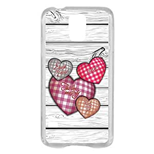 a AND b Designer Printed Mobile Back Cover / Back Case For Samsung Galaxy S5 (SG_S5_679)