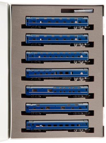 TOMIX Nゲージ 92398 JR 24系25形特急寝台客車 (北斗星・混成編成)増結セット
