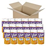 Viva Paper Towels, White, Big Roll, 24 Count
