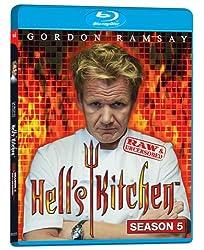 Hell's Kitchen: Season 5 Raw & Uncensored [Blu-ray]