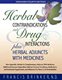 Herb Contraindications & Drug Interactions