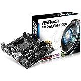Asrock FM2A58M-DG3+ - Placa base FM2+ (DVI, VGA, SND, GLN, USB2, SATA3, DDR3 IN)