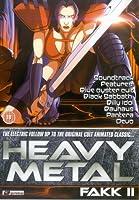 Heavy Metal - Fakk 2 [DVD]