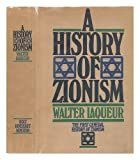 A history of Zionism (0030916143) by Laqueur, Walter