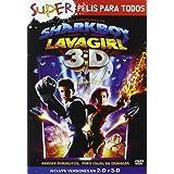 Las aventuras de Shark Boy y Lava Girl en 3D [DVD]