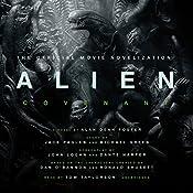 Alien: Covenant: A Novel   Alan Dean Foster