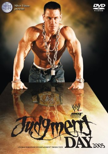 WWE - Judgment Day 2005 [DVD]