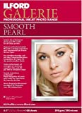 ILFORD Galerie Smooth Pearl Professional Inkjet Paper 8.5 X 11 - 50 Sheets