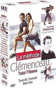 La Méthode Clémenceau : Total Fitness / Body Sculpt - Coffret 2 DVD