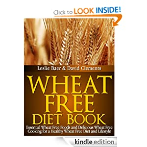 Wheat Free Diet Book