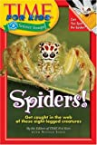 Time For Kids: Spiders! (Time for Kids Science Scoops)