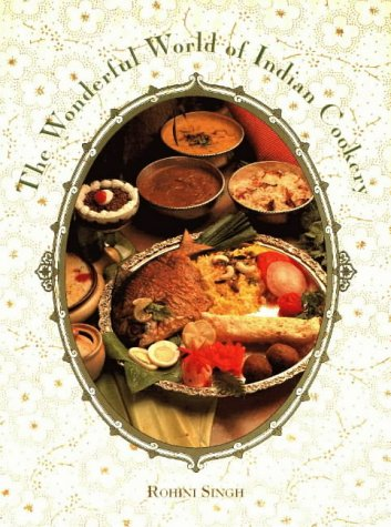 The Wonderful World of Indian Cookery