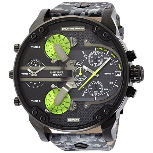 (ディーゼル)DIESEL 腕時計 TIMEFRAMES 0018UNI 00QQQ01 その他 DZ731100QQQ メンズ 【正規輸入品】