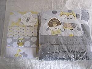 Amazon Com Carter S Child Of Mine Treetop Friends Owl