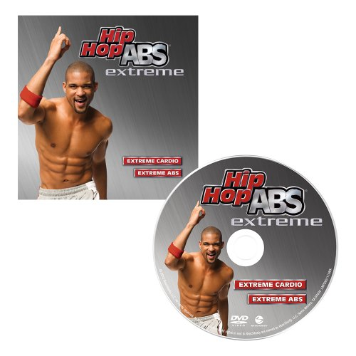 Hip Hop Abs Extreme DVD Workout - Extreme Cardio, Abs and Dance
